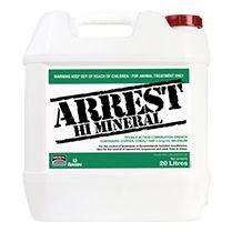 Arrest Hi Min