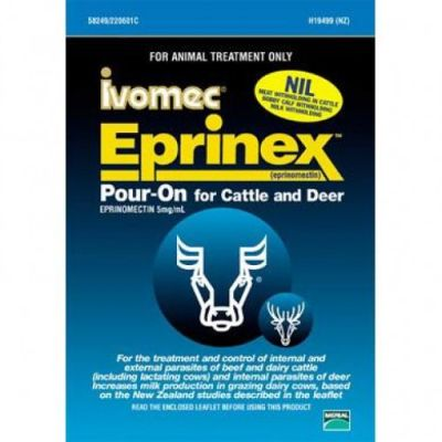 Eprinex Pour-On